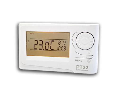 thermostat design elb adam design. Black Bedroom Furniture Sets. Home Design Ideas